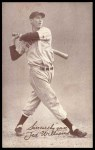 1939 Exhibits Salutations x9 Ted Williams   Front Thumbnail
