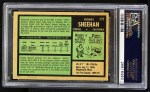 1971 O-Pee-Chee #177  Bobby Sheehan  Back Thumbnail