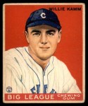 1933 Goudey #75  Willie Kamm  Front Thumbnail