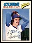 1977 O-Pee-Chee #95  Bill Bonham  Front Thumbnail