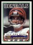 1983 Topps #235  Cris Collinsworth  Front Thumbnail