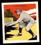 1933 Tattoo Orbit R305  Rube Walberg   Front Thumbnail