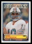 1983 Topps #321  Don Strock  Front Thumbnail