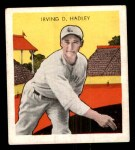 1933 Tattoo Orbit R305 #26  Bump Hadley   Front Thumbnail