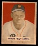 1949 Bowman #234  Rip Sewell  Front Thumbnail
