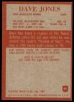 1965 Philadelphia #89  Deacon  Jones  Back Thumbnail