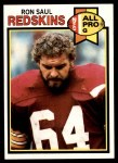 1979 Topps #236   -  Ron Saul All-Pro Front Thumbnail