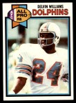 1979 Topps #370   -  Delvin Williams All-Pro Front Thumbnail
