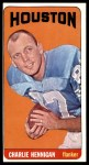 1965 Topps #78  Charlie Hennigan  Front Thumbnail