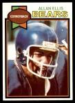 1979 Topps #497  Allan Ellis  Front Thumbnail