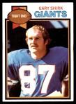1979 Topps #159  Gary Shirk  Front Thumbnail