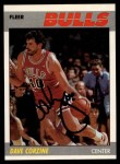 1987 Fleer #22  Dave Corzine  Front Thumbnail
