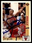 1991 Upper Deck #362  Scott Williams  Front Thumbnail