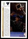 1991 Upper Deck #484  Craig Hodges  Back Thumbnail