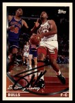 1993 Topps #128  Stacey King  Front Thumbnail