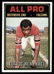 1974 Topps #136   -  Claude Humphrey All-Pro Front Thumbnail