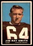 1961 Topps #73  Jim Ray Smith  Front Thumbnail