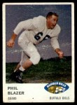 1961 Fleer #139  Phil Blazer  Front Thumbnail