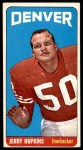 1965 Topps #54  Jerry Hopkins  Front Thumbnail