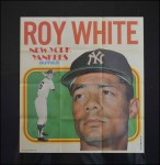 1970 Topps Poster #14  Roy White  Front Thumbnail