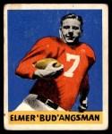 1948 Leaf #25 BNOF Bud Angsman  Front Thumbnail