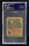 1948 Bowman #1  Joe Tereshinski  Back Thumbnail