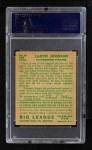 1934 Goudey #86  Lloyd Johnson  Back Thumbnail