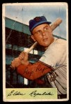 1954 Bowman #46  Rip Repulski  Front Thumbnail
