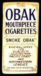 1910 T212 Obak xOLD Clyde Wares  Back Thumbnail