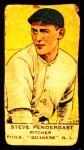 1919 W514 #117  Steve Pendergast  Front Thumbnail
