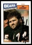 1987 Topps #51  Jim Covert  Front Thumbnail