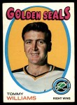 1971 Topps #31  Tom Williams  Front Thumbnail