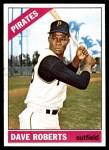 1966 Topps #571  Dave Roberts  Front Thumbnail