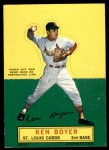 1964 Topps Stand Up  Ken Boyer  Front Thumbnail