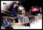 2016 Topps #358  Chris Young  Front Thumbnail