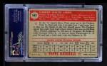 1952 Topps #342  Clem Labine  Back Thumbnail