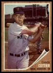 1962 Topps #27  Chuck Cottier  Front Thumbnail
