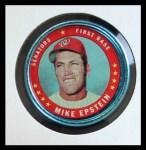 1971 Topps Coins #126  Mike Epstein  Front Thumbnail