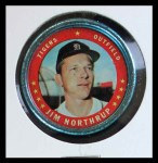 1971 Topps Coins #82  Jim Northrup  Front Thumbnail
