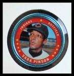1971 Topps Coins #18  Vada Pinson  Front Thumbnail