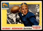 1955 Topps #62  Harry Newman  Front Thumbnail