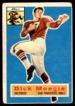 1956 Topps #14  Dick Moegle  Front Thumbnail