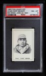 1950 Callahan Hall of Fame B Chief Bender  Front Thumbnail