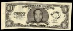 1962 Topps Football Bucks #7  Jim Brown  Front Thumbnail