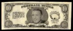 1962 Topps Football Bucks #24  Johnny Unitas  Front Thumbnail