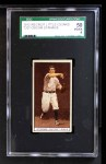 1912 T207  Oscar Stanage    Front Thumbnail
