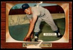 1955 Bowman #69  Bill Hunter  Front Thumbnail