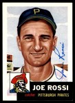 1953 Topps Archives #74  Joe Rossi  Front Thumbnail