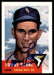 1953 Topps Archives #123  Tommy Byrne  Front Thumbnail