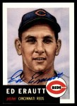 1953 Topps Archives #226  Ed Erautt  Front Thumbnail